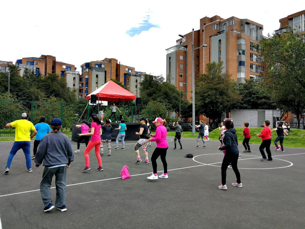 Eventos deportivos realizados en la localidad de teusaquillo: [En fotos] Eventos deportivos realizados en la localidad de Teusaquillo