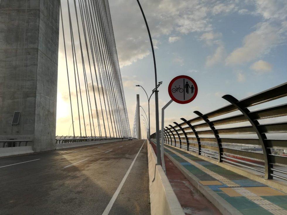 El nuevo Puente Pumarejo tendrá una cicloruta y un espacio para que las personas también puedan caminar en esta obra