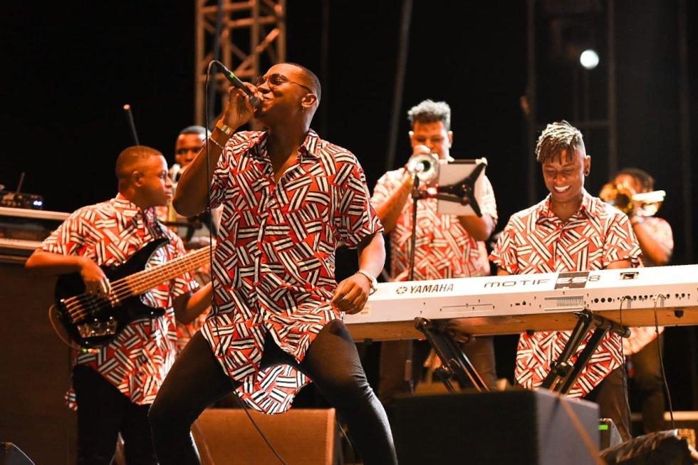Feria de Cali 62 2019: En fotos: Mega concierto inaugural en la Feria de Cali