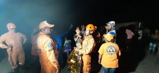 Desbordamiento Chaparral, Tolima: Dos muertos y 6 desaparecidos es el balance del desbordamiento de quebrada