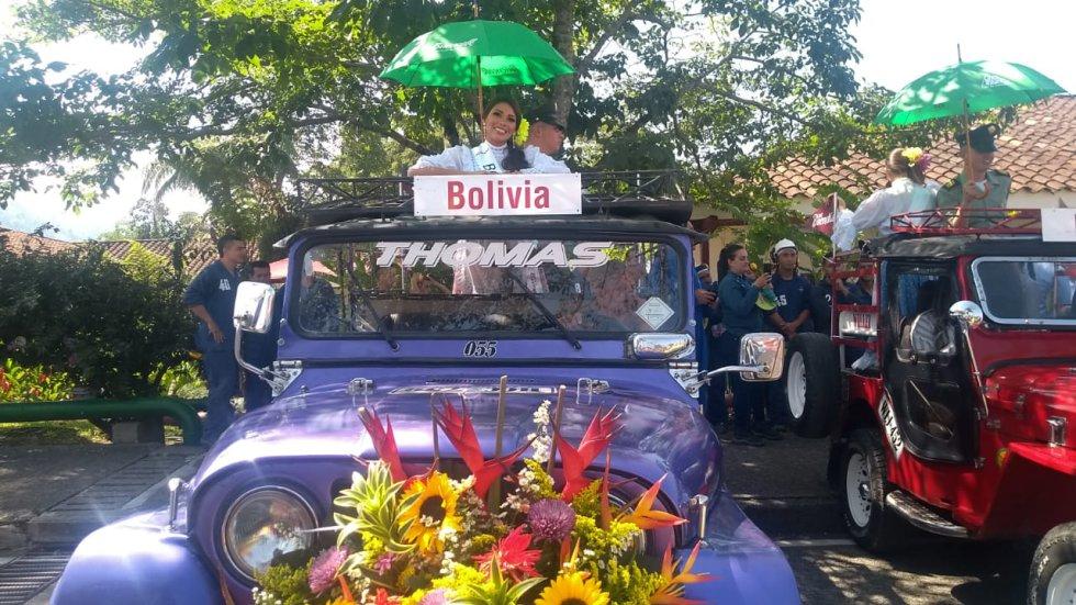 Candidatas en Chinchiná, Caldas