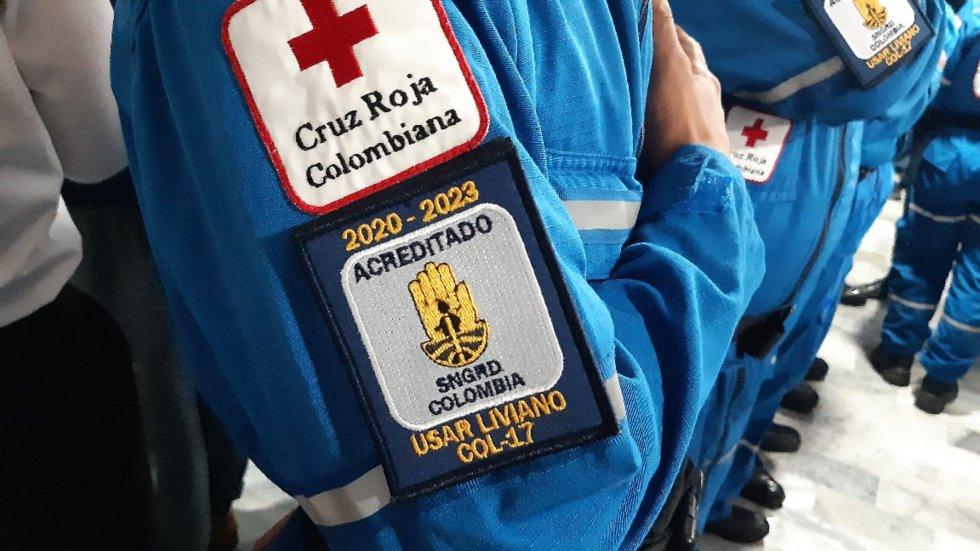 GESTIÓN DEL RIESGO: Quindío cuenta con equipo de búsqueda y rescate certificado, USAR COL 17