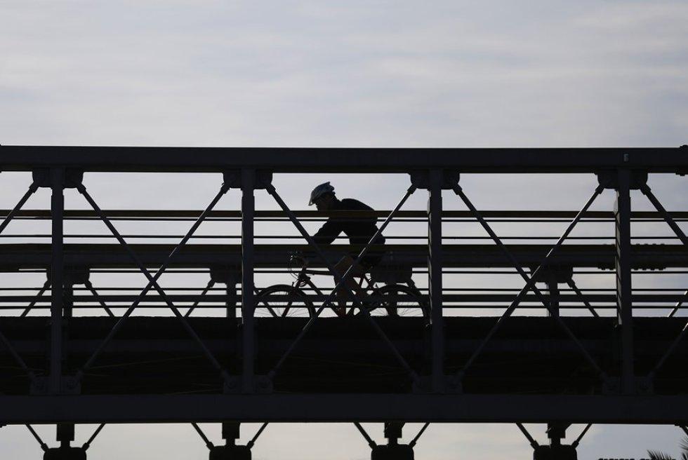 La bicicleta una buena compañera de viaje