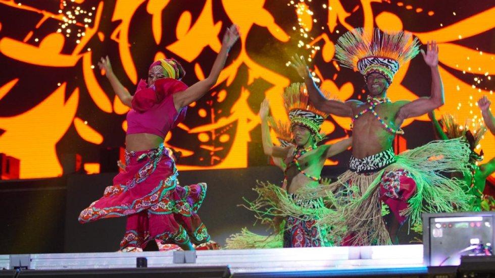 ¡Así se vivió la coronación de la Reina del Carnaval de Barranquilla!