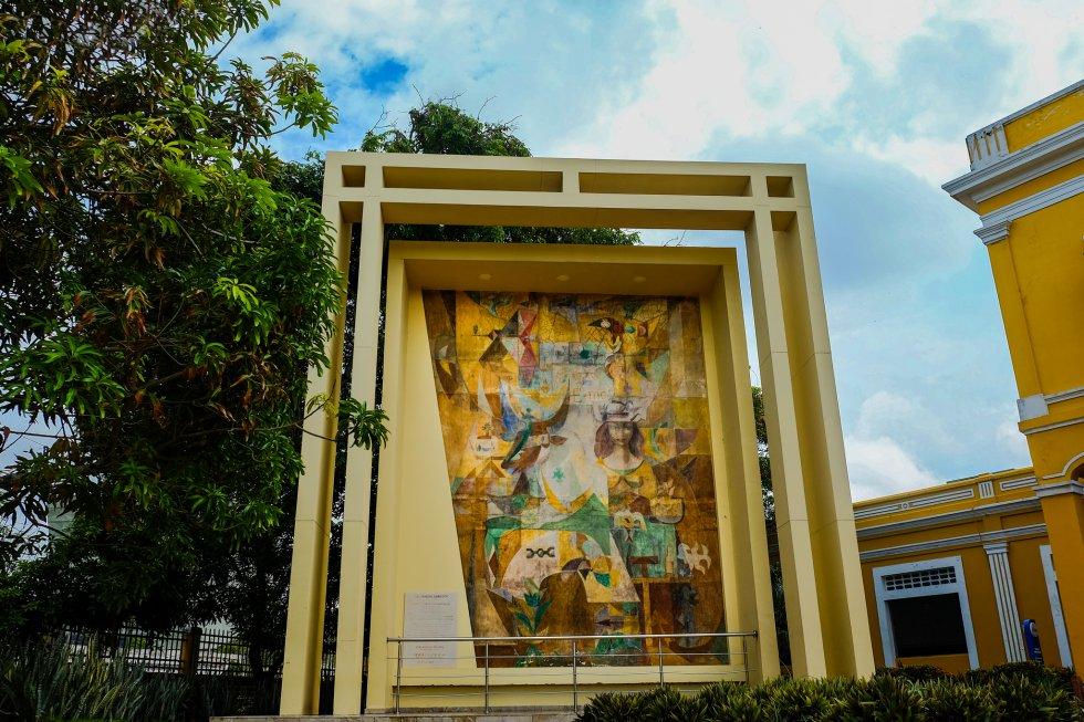Se dice que hay obras de Obregón que siguen ocultas en colegios y casas.