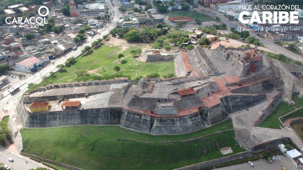 Cartagena turismo: Las panorámicas de una Cartagena sin turistas