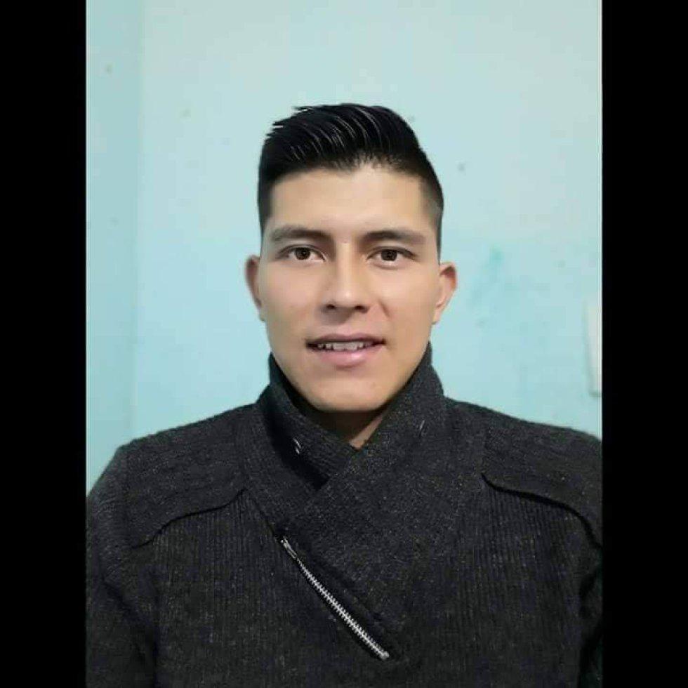 Brayan Cuaran (25 años).