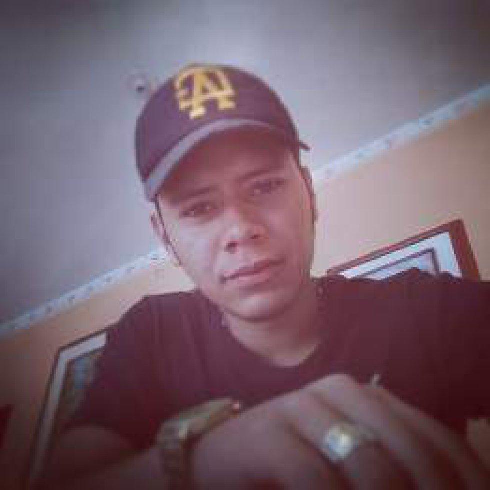 Daniel Steven Vargas Jurado (22 años), estudiante de Radiología.