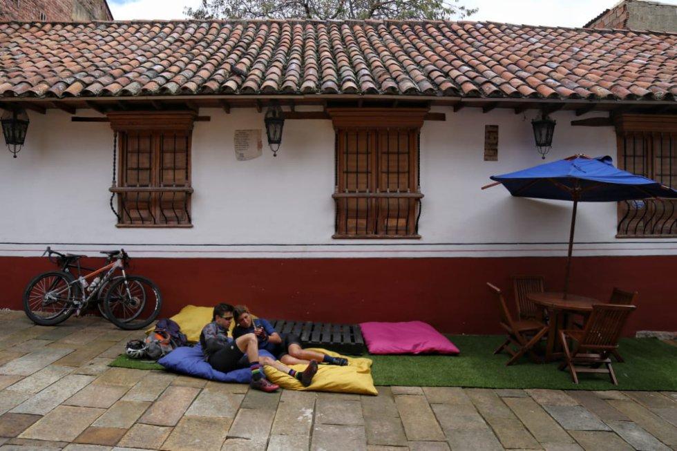 Así vivió Bogotá la reapertura económica de los restaurantes.