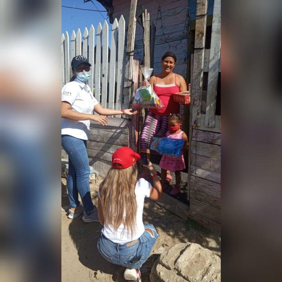 """Juguetes para niños: """"Ningún Niño Sin Juguete"""" llegó a barrios vulnerables de Barranquilla"""