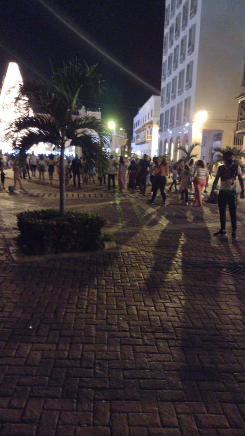 Plaza de la Aduana