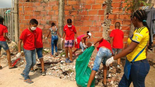 Fundacion Puerto Bahia, más cerca de la comunidad: Fundacion Puerto Bahia, más cerca de la comunidad