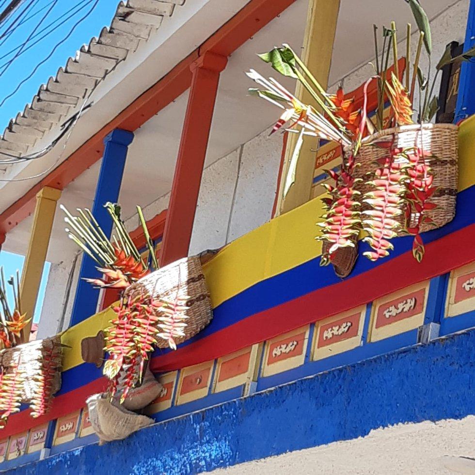La cesteria como parte de la tradición y la historia de Filandia, Quindío