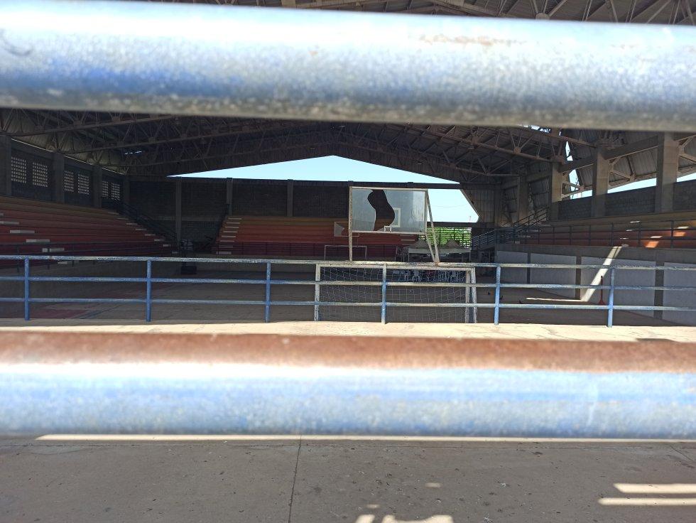 Coliseo Jorge Toyota