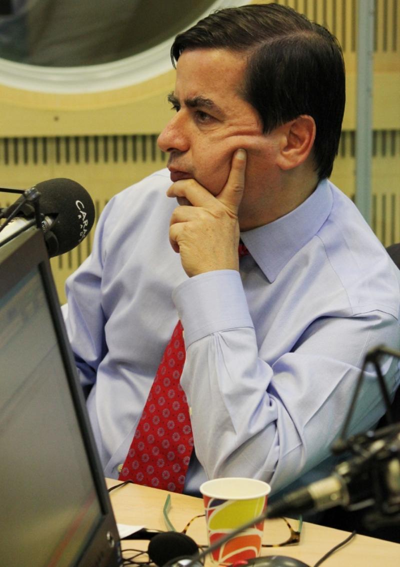Juan Fernando Cristo, Senador de la República.