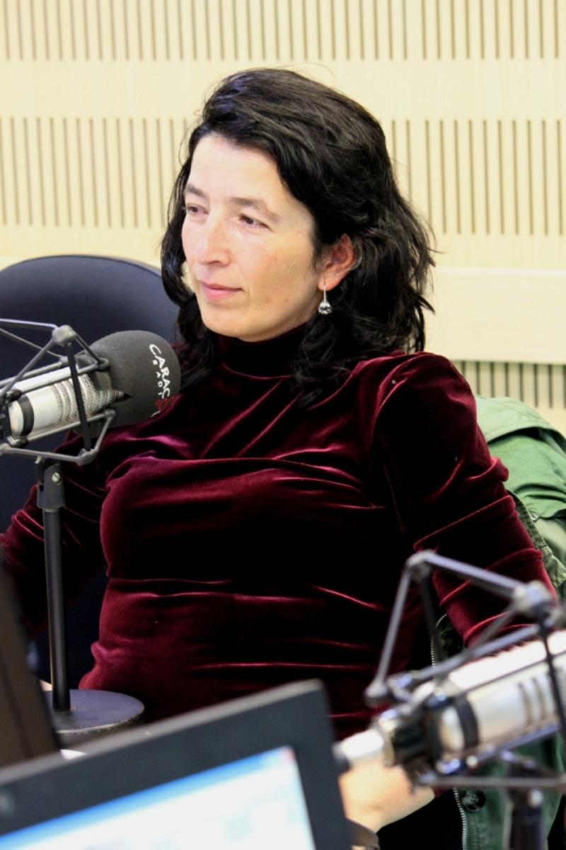 Luz María Sierra, editora general de Revista Semana.