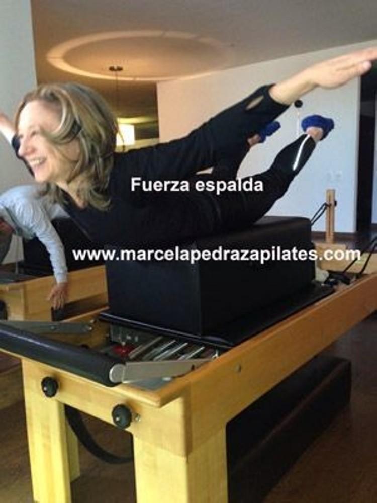 Fortalezca su espalda con ejercicios de resistencia.