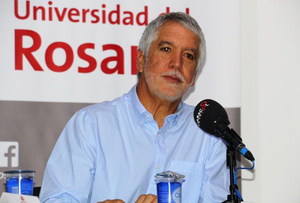 [En fotos] Debate de candidatos a la Alcaldía de Bogotá