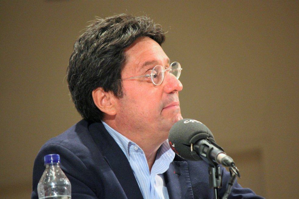 [Fotos] Debate de Hora 20 con los candidatos por la Alcaldía de Bogotá