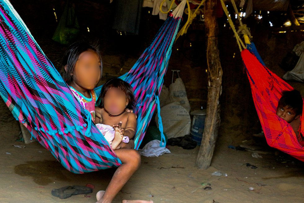 En fotos, Caracol Radio visita las zonas afectadas por desnutrición en la Guajira: [En fotos] Caracol Radio recorre las zonas afectadas por desnutrición en La Guajira