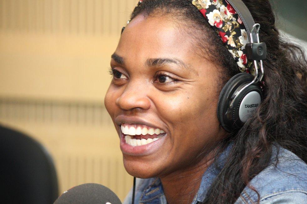 Admiro mucho a Yarisley Silva, la saltadora con garrocha de Cuba: Caterine Ibargüen