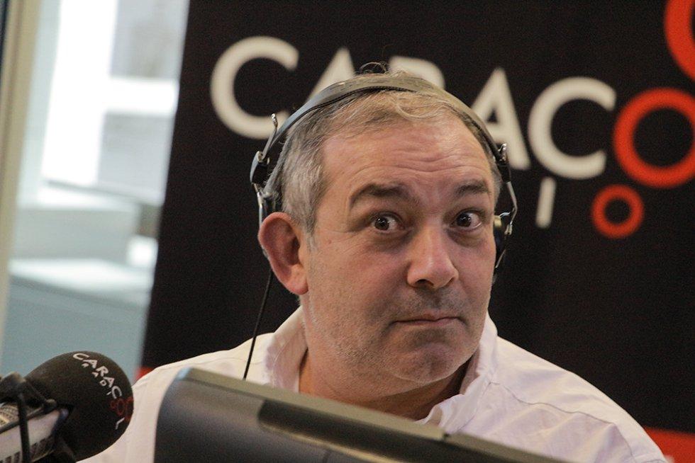 César Escola, un invitado inolvidable y lleno de talento.