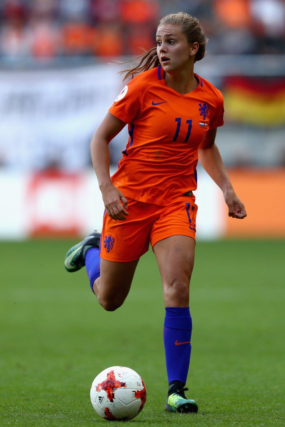 Conozca a Lieke Martens, la mejor jugadora de la temporada en Europa