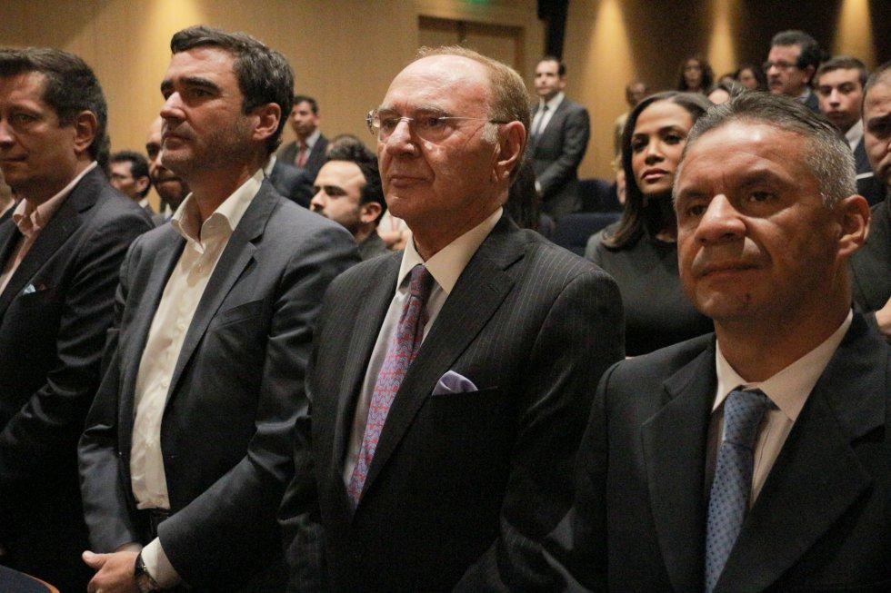 Gabriel Delascasas, Jon Ruiz, José Manuel Martínez López Del Arco, Juan Ricardo Lozano 'Alerta'.