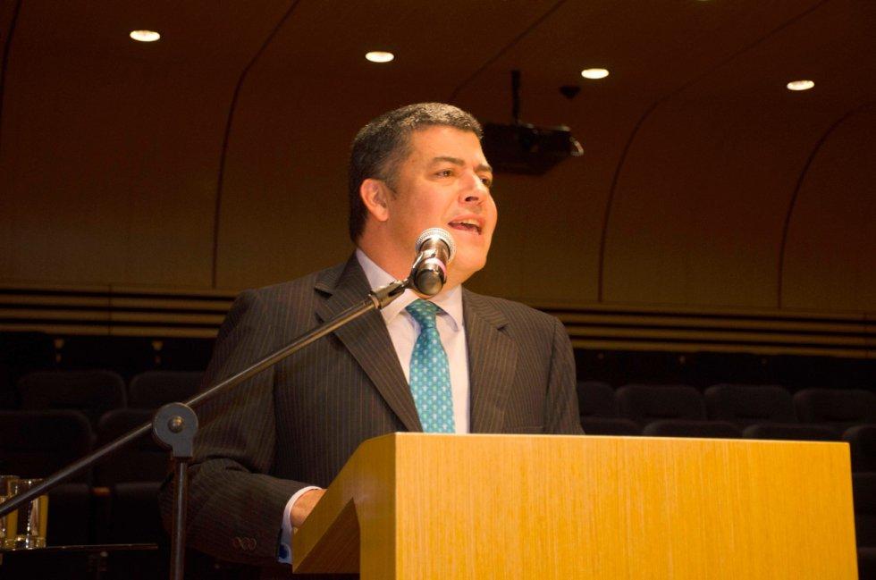Gustavo Gómez, director de La Luciérnaga