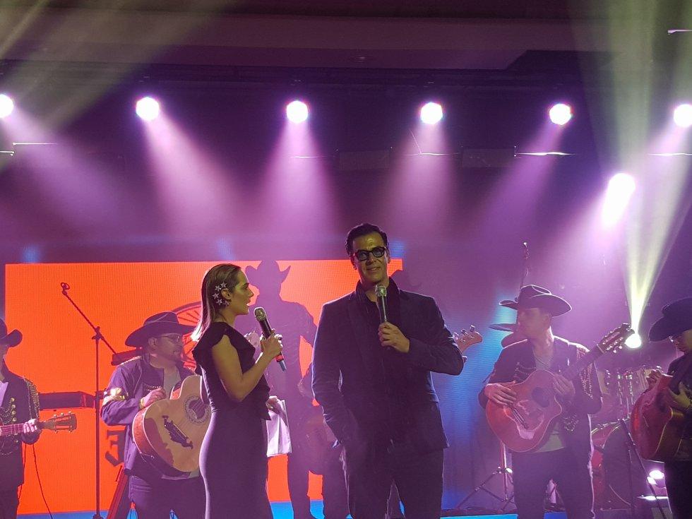 Humberto Rodriguez y Sussie Mora