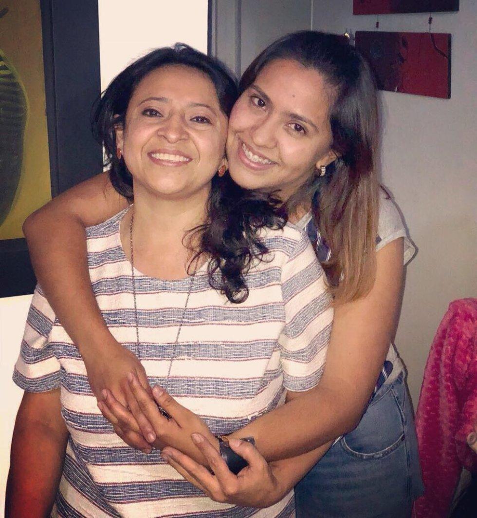 #YoAmoAMiMamá 😍😍😘 años a tu lado te amo @carsoso777 @dosypuntoradio