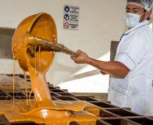 La Panela, producto colombiano de gran protagonismo, invitado a este importante evento.