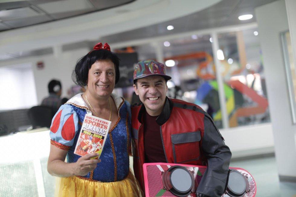 Halloween en La Luciérnaga: Descubra cuáles fueron los disfraces que escogieron en 'La Luciérnaga'