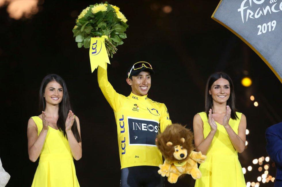 Egan Bernal: Ciclista