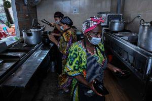 Importante destacar el trabajo de nuestras cocineras tradicionales
