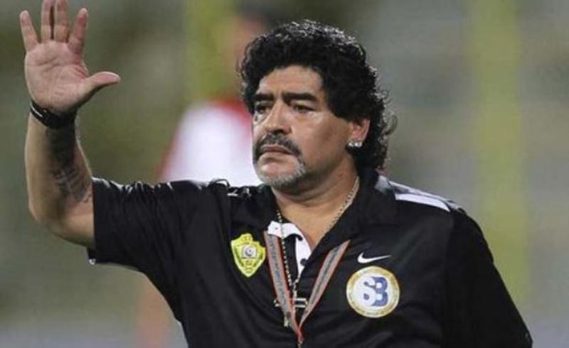 Diego Maradona (Argentina) Campeón mundial en 1986.