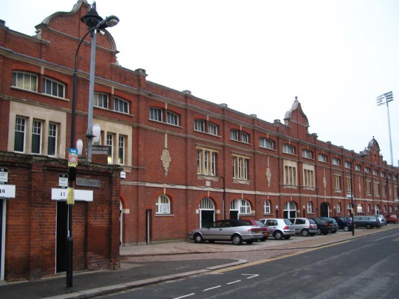 Estadio Craven Cottage, sede del Fulham, en Londres.