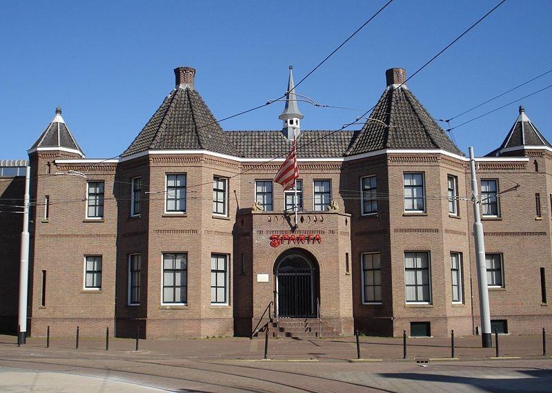 Estadio Het Kasteel, sede del Sparta, en Rotterdam.