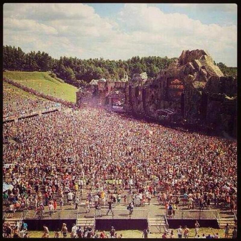 Tomorrowland 2013 en fotos