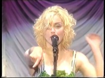 Madonna Blond Ambition World Tour '90 Live Barcelona