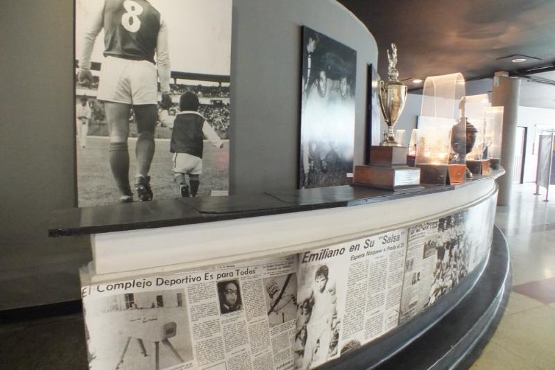 El Museo del Deporte nació en 2007 y con la restauración de los estadios El Campín y Techo tomó forma. La sala de exhibición de Techo es la principal y tiene el compendio de poco más de un siglo de deporte capitalino.