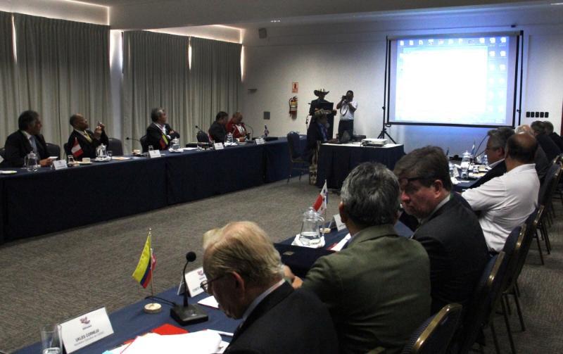 La Organización Deportiva Bolivariana, Odebo eligió a Santa Marta como sede para la edición XVIII de los Juegos Deportivos Bolivarianos en 2017.
