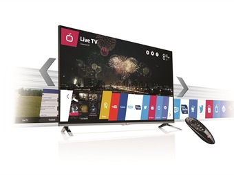 webOS y los smart TV de LG