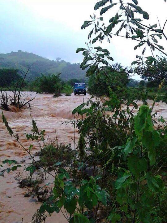 Guamal, San Martín y la zona del río Ariari están en emergencia. En Guamal, el río Humadea se salió de su cauce.