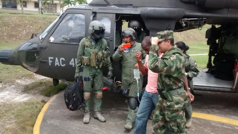 El alcalde del Alto Baudó había sido retenido por guerrilleros del ELN