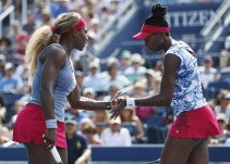 Serena y Venus Williams, frente a frente en los cuartos de final del US Open