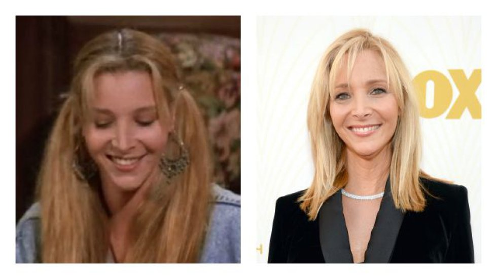 Lisa Kudrow interpretaba a Phoebe Buffay.