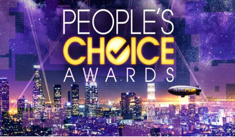 People´s Choice Awards: Llegó el día de los People´s Choice Awards