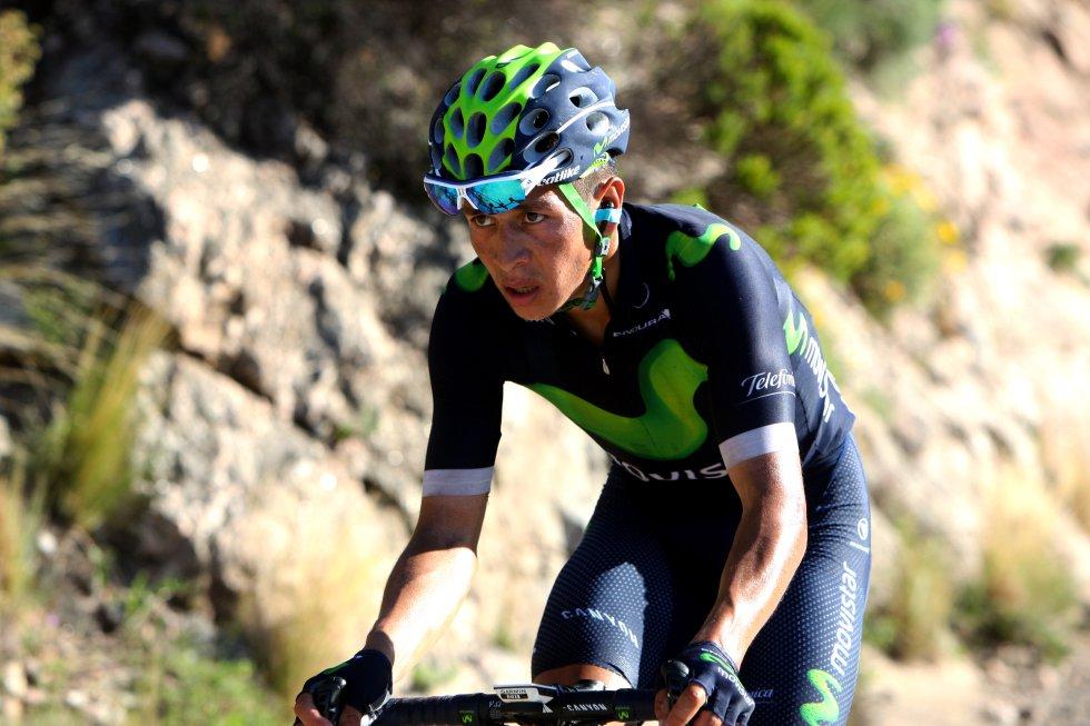 En imágenes: la gran participación de Dayer Quintana en el Tour de San Luis