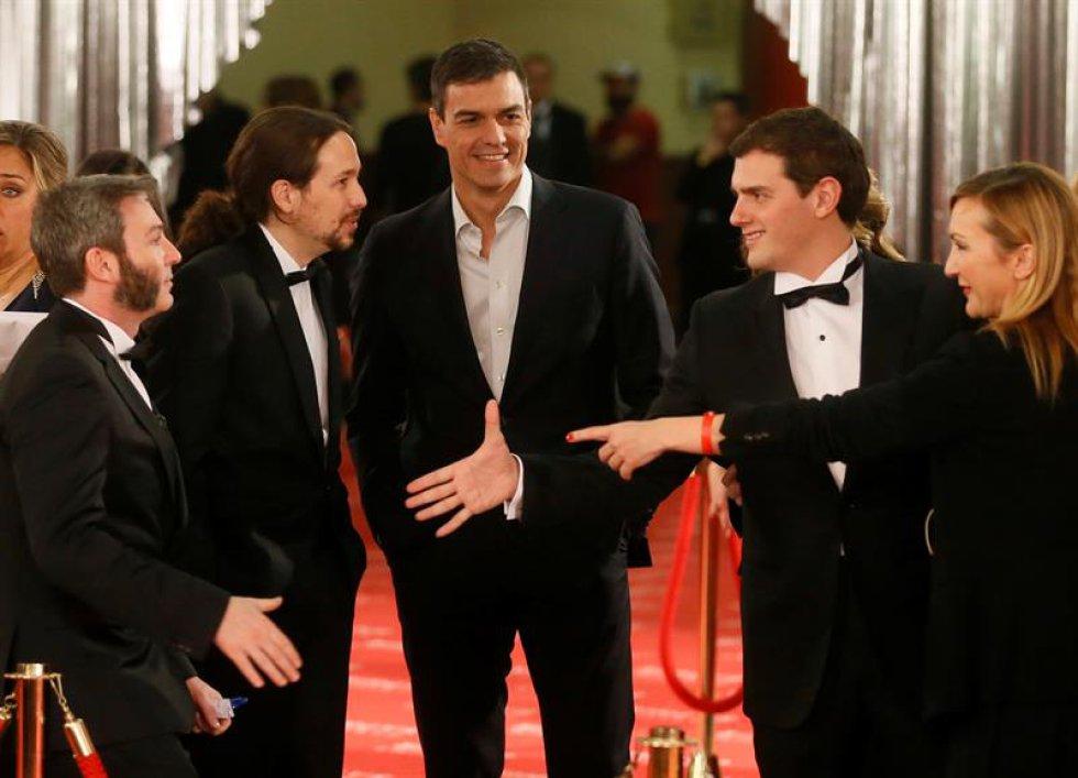 Premios Goya: Las mejores imágenes de la edición 30 de los Premios Goya